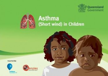 Asthma (short wind in children)