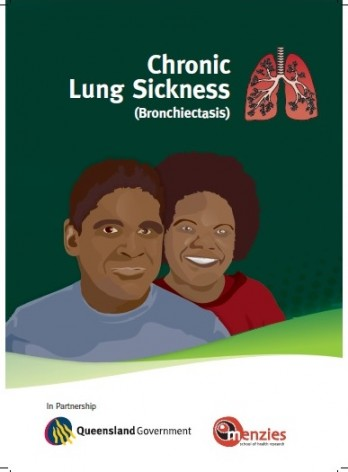 Chronic lung sickness (bronchiectasis)