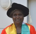 Indigenous health advocate receives Honorary Doctorate