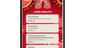 Lung health for kids