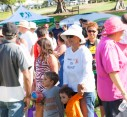 WALKING THE TALK: 2015 MURRI CANCER WALK