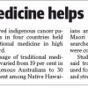 NT News | Traditional medicine helps patients