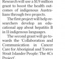 Indigenous Funding Boost | NT News
