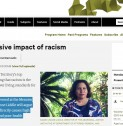 Radio National Breakfast | The corrosive impact of racism