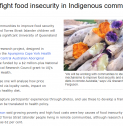 Study to fight food insecurity in Indigenous communities